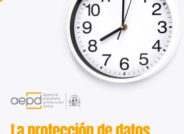 relaciones laborales y protección de datos