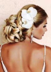 penteados de casamento com flores 5
