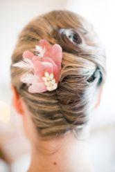 penteados de casamento com flores 9