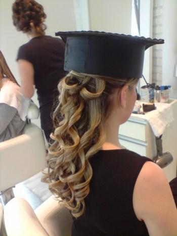penteados para formatura 2