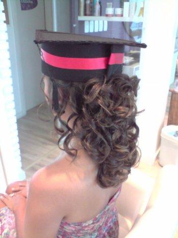 penteados para formatura 3