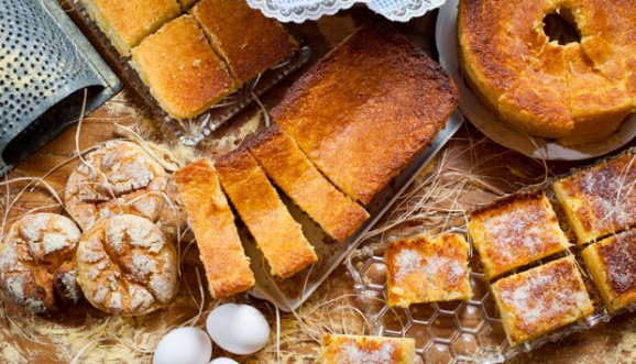 Trigo e centeio ainda não foram modificados e são os principais ingredientes do pão. No entanto, vários ingredientes de suas confecção vêm da soja, óleo e agentes emulsificantes. Glucose e amido podem advir de produtos GM; entre os aditivos mais comuns, alguns são GM, como glutamato, enzimas e ácido ascórbico.