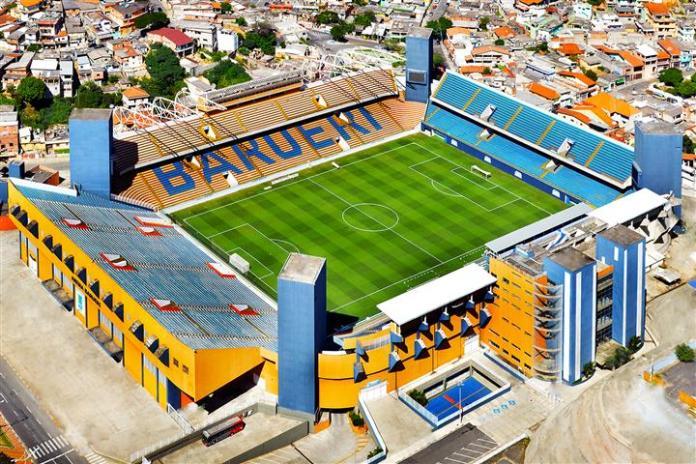 Com retorno Paulistão 2020, Arena Barueri sediará 2 jogos