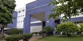 Hospital Municipal Antônio Giglio.