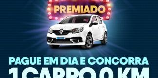 Crédito: Pedro Godoy / Ex Libris - PMI Legenda: Um carro 0 km será o prêmio principal do IPTU Premiado