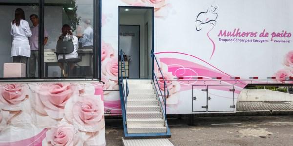 Osasco_carreta mamografia
