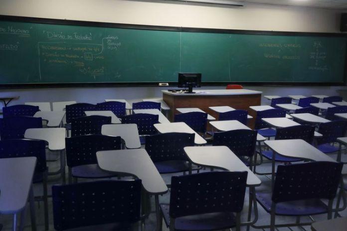 Retomada das aulas presenciais tem previsão para o dia 8 de setembro