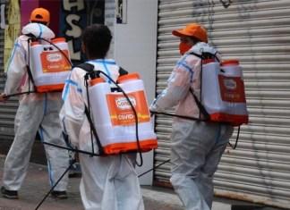 A Farma Conde, em parceria com a Prefeitura de Carapicuíba, realizou um mutirão de combate ao coronavírus nos bairros com o maior número de casos da doença.
