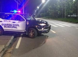No último dia 21, a Guarda Municipal recebeu uma denúncia através do app Barueri sobre alta velocidade e direção perigosa em Alphaville.