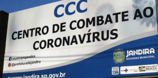 Centro de Combate ao Coronavírus de Jandira atende em novo local