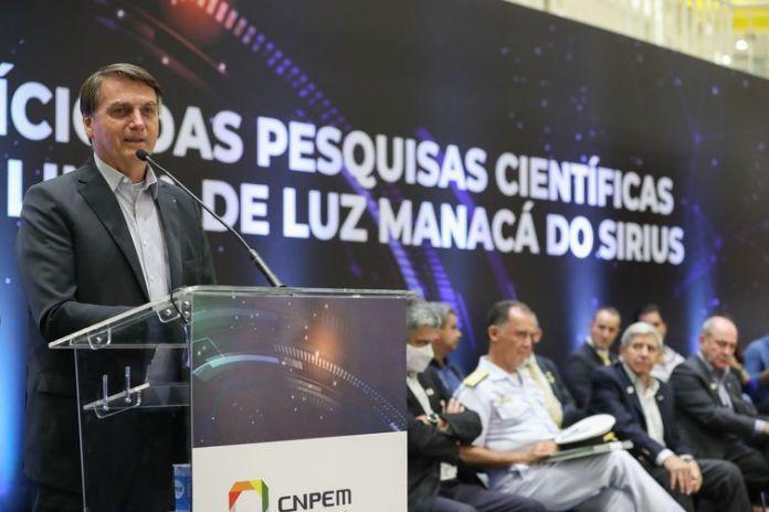 Jair Bolsonaro, Sirius