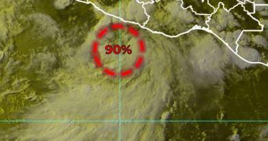 Alerta: Jalisco,Colima,Michoacán  Conagua advierte sobre próximo desarrollo ciclónico