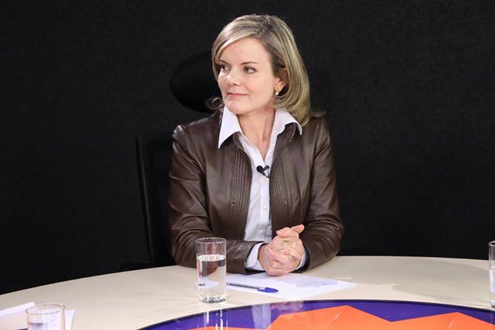Resultado de imagem para gleisi hoffmann governadora 2014