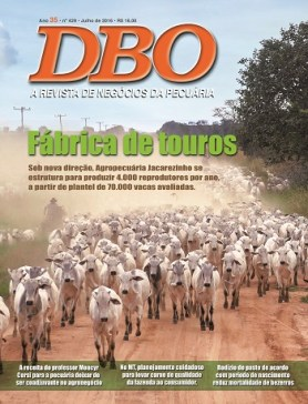 Revista DBO – Assinatura Anual – Internacional** (Digital)
