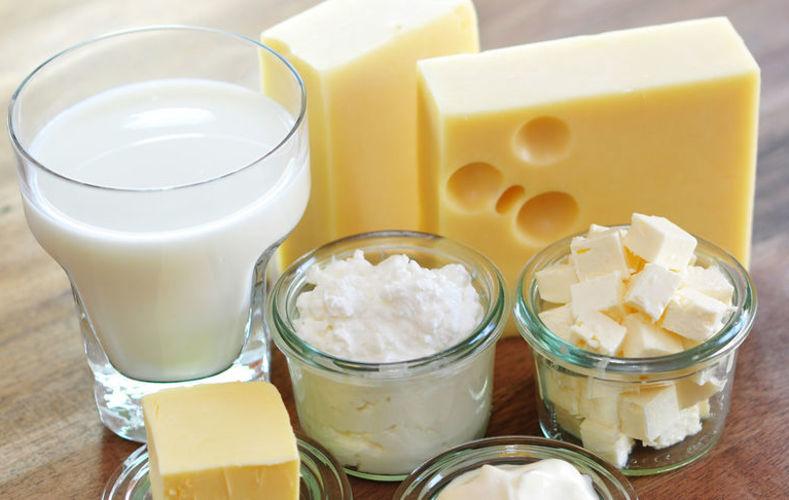 Importaciones lácteas crecen en un 61,8% durante primer semestre de 2017