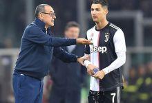 """Photo of Maurizio Sarri diz que Ronaldo tem dificuldades a treinar há semanas. """"Tantos jogadores nestas condições teriam dado um passo atrás"""""""
