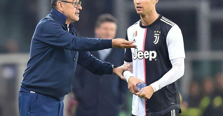 Ronaldo tem dificuldades a treinar