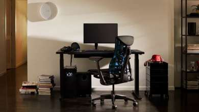Photo of A nova cadeira de gaming da Logitech custa mais de mil euros