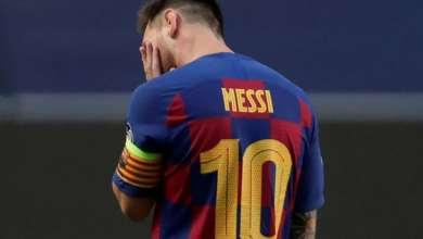 Photo of Mais um passo dado por Messi para o seu divórcio com o Barcelona