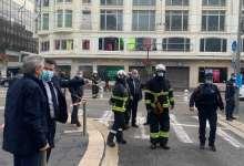 Photo of Ataque à faca faz pelo menos três mortos em Nice