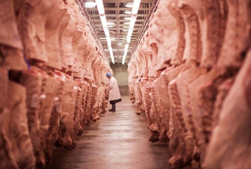 China foi o destino de mais de 50% das exportações de carne bovina e suína do Brasil em 2021