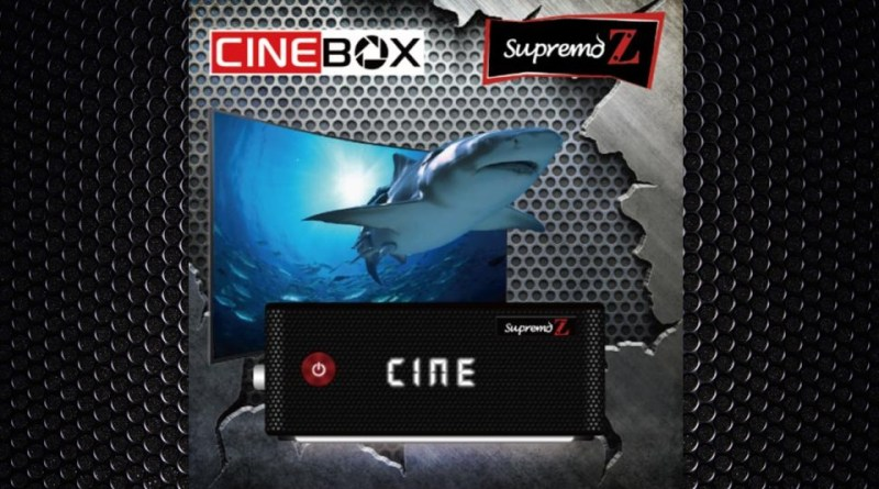 Cinebox Supremo Z