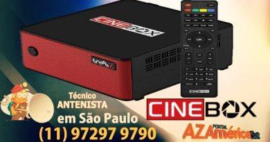 CINEBOX FANTASIA Z NOVA ATUALIZAÇÃO – 16/09/2019