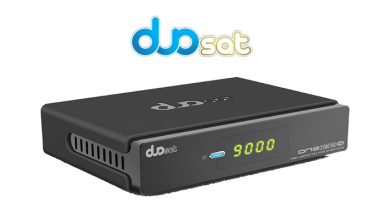Duosat One Nano HD Nova Atualização