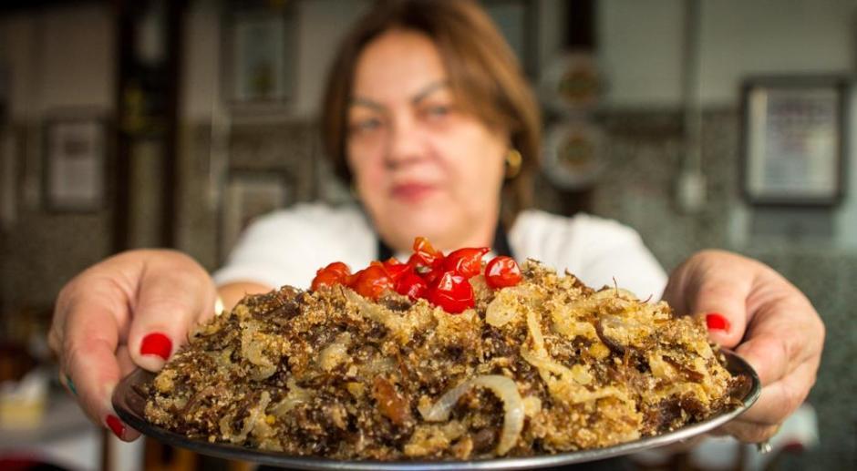 Paçoca de carne seca do rancho nordestino | Comer no Bixiga