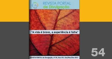 Revista Portal de Divulgação – Nº 54