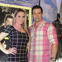 Marcos Oliver e Faby Monarca reatam casamento