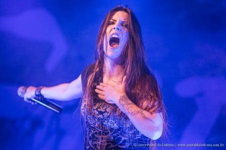 Dani Nolden - Shadowside (foto: Henrique Pimentel)