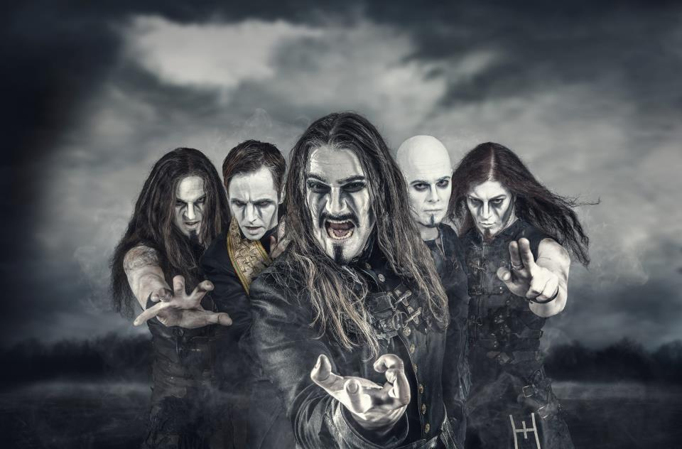 Powerwolf – Falk Maria Schlegel e Matthew Greywolf