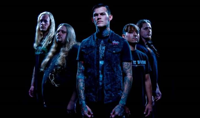 "Carnifex: ouça a inédita ""Condemned to Decay"""