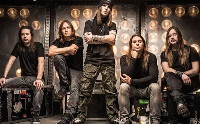 "Children of Bodom: banda vence Grammy finlandês por ""Álbum de Metal do Ano"""
