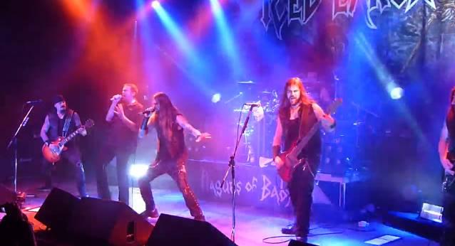 Iced Earth: Hansi Kürsch, do Blind Guardian, faz participação em show; confira