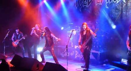 Iced Earth e Hansi Kürsch