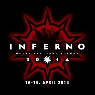 Inferno metal festival logo
