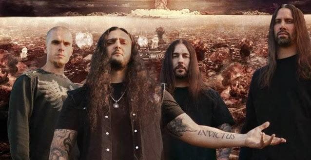 Kataklysm: banda confirma novos shows pelo Brasil