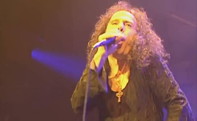 Dio: show de 1993 será lançado em vários formatos no mês de maio