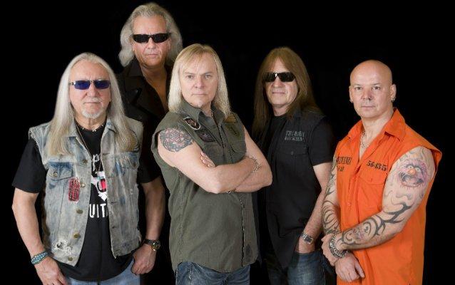 Uriah Heep: novo álbum do grupo será lançado em junho