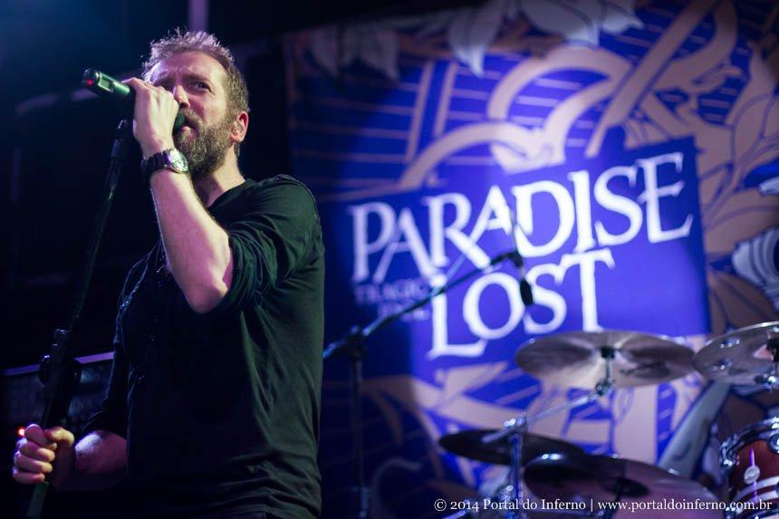 Paradise Lost – São Paulo – 12/04/2014