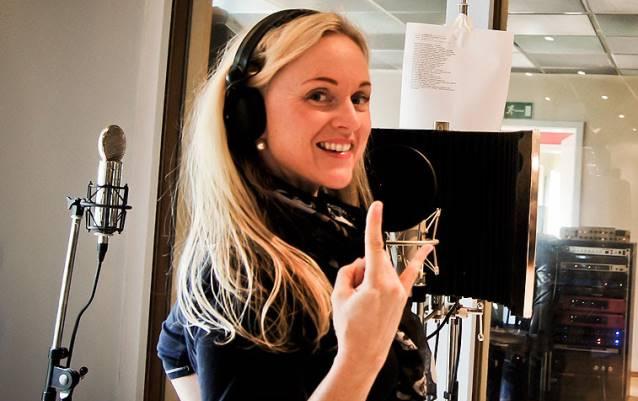 Liv Kristine: cantora preparando novo álbum solo