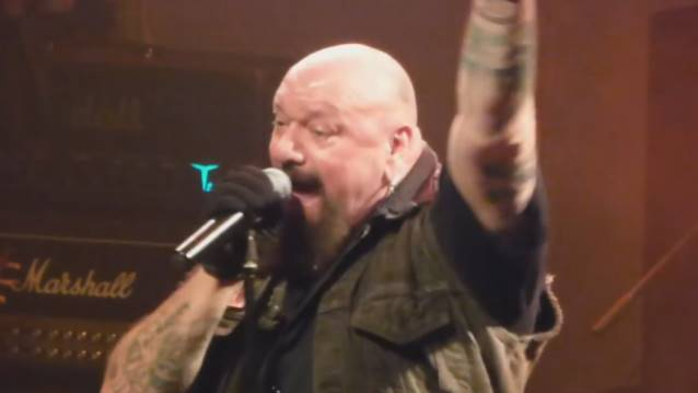 Paul Di'Anno: ex-vocalista do Iron Maiden gravará DVD na Polônia