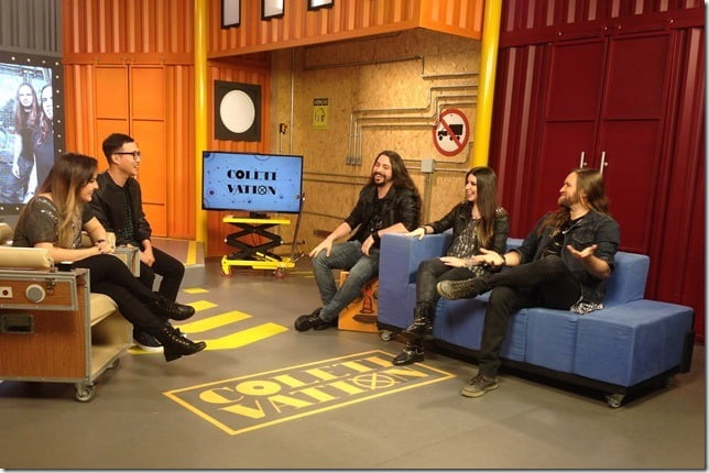 """Shadowside: banda é atração do Coletivation MTV no especial """"Dia Internacional do Rock"""""""