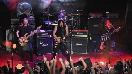 Stryper: banda lança CD/DVD ao vivo em setembro