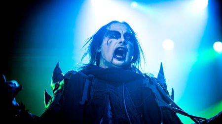 Cradle of Filth: gravações para novo disco começam em novembro