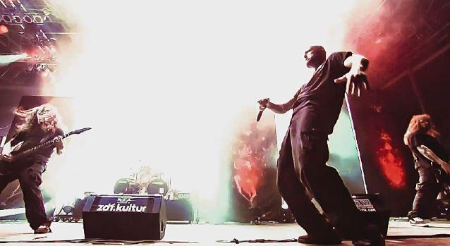 """Meshuggah: clipe ao vivo para """"Do Not Look Down"""", extraído do novo DVD"""