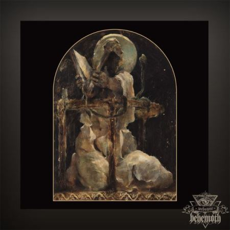 "Capa de ""Xiadz"", novo Ep do Behemoth"