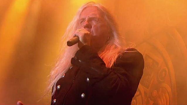 Saxon: novo trabalho ao vivo reúne shows em festivais na Europa nos últimos anos